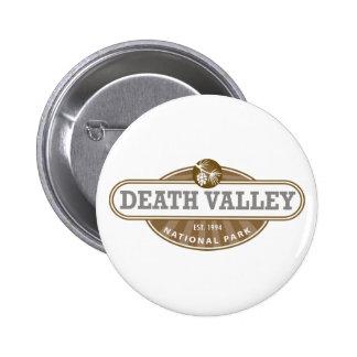 Parque nacional de Death Valley Pin
