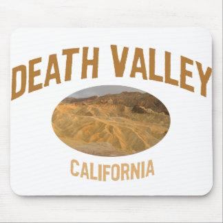 Parque nacional de Death Valley Tapetes De Ratón