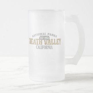 Parque nacional de Death Valley Taza De Cristal