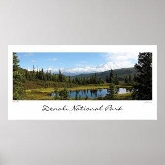Parque nacional de Denali Impresiones