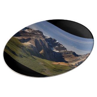 Parque nacional de Denali Plato De Cerámica