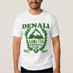 PARQUE NACIONAL DE DENALI REMERAS