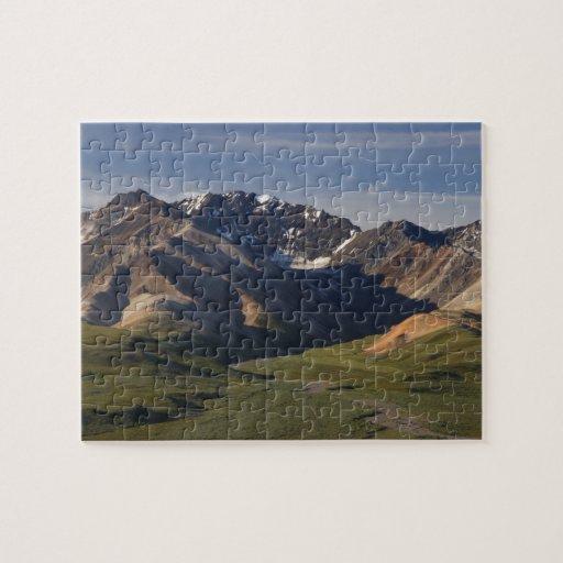 Parque nacional de Denali Rompecabezas Con Fotos
