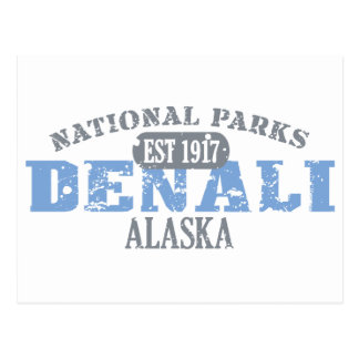 Parque nacional de Denali Postal