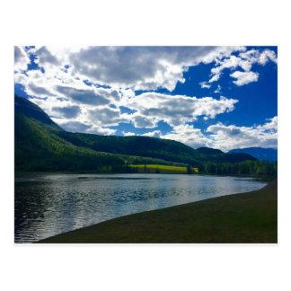 Parque nacional de Denali Tarjetas Postales