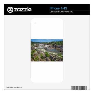 Parque nacional de Great Falls iPhone 4 Skin