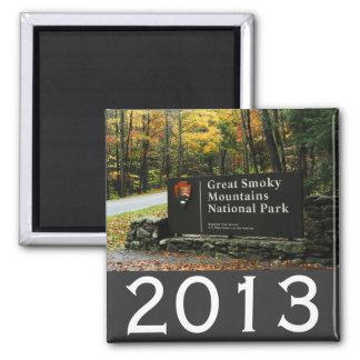 Parque nacional de Great Smoky Mountains - AÑO del Iman