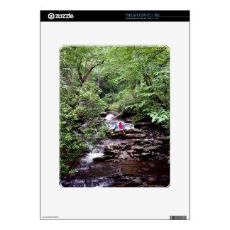 Parque nacional de Great Smoky Mountains de los iPad Calcomanías