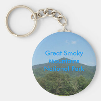 Parque nacional de Great Smoky Mountains Llavero