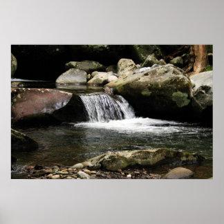 Parque nacional de Great Smoky Mountains Poster