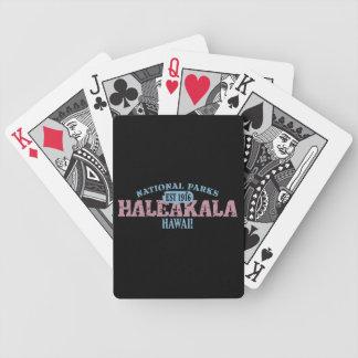 Parque nacional de Haleakala Baraja De Cartas
