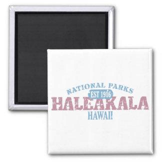 Parque nacional de Haleakala Imán Cuadrado