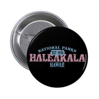 Parque nacional de Haleakala Pin Redondo 5 Cm
