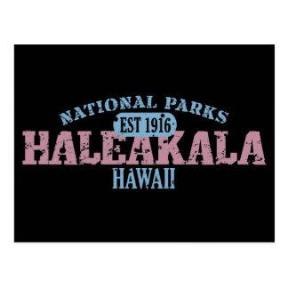 Parque nacional de Haleakala Postales