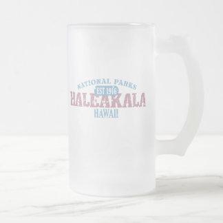 Parque nacional de Haleakala Taza Cristal Mate