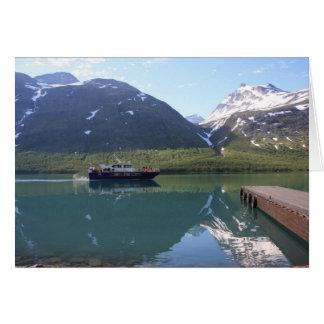 Parque nacional de Jotunheimen de Noruega Tarjeta De Felicitación