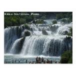 Parque nacional de Krka Postales