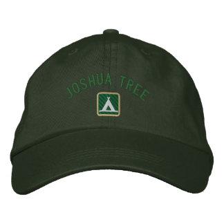 Parque nacional de la yuca gorras de béisbol bordadas