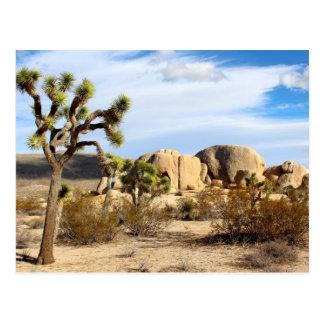 Parque nacional de la yuca postal