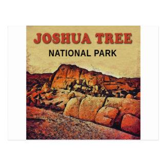 Parque nacional de la yuca postales