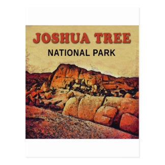 Parque nacional de la yuca tarjetas postales