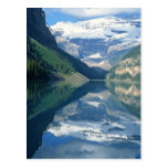 Parque nacional de Lake Louise, Banff, Alberta, Tarjetas Postales