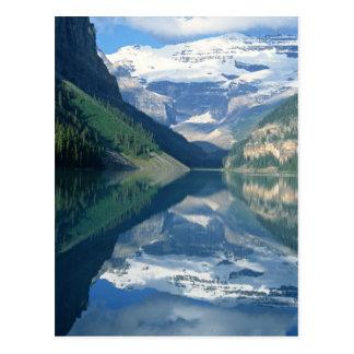 Parque nacional de Lake Louise, Banff, Alberta, Tarjeta Postal