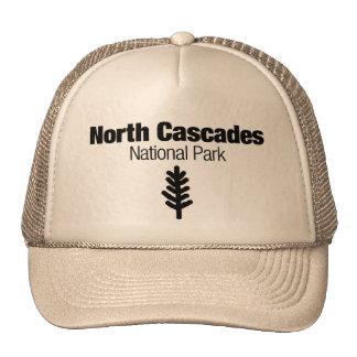 Parque nacional de las cascadas del norte gorros