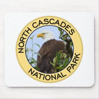 Parque nacional de las cascadas del norte tapetes de ratones
