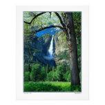 Parque nacional de las cataratas de Yosemite - de  Fotografias