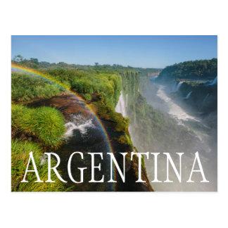 Parque nacional de las cataratas del Iguazú, la Postal