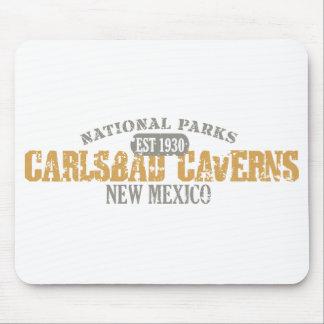 Parque nacional de las cavernas de Carlsbad Alfombrilla De Raton
