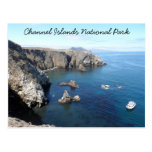 Parque nacional de las Islas del Canal de la isla Postal