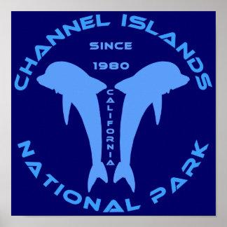 Parque nacional de las Islas del Canal Impresiones