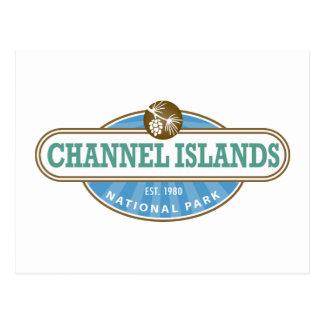 Parque nacional de las Islas del Canal Postales