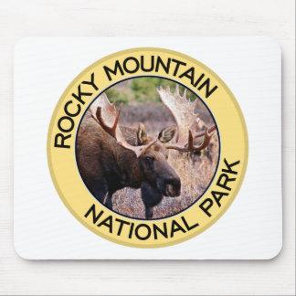 Parque Nacional de las Montañas Rocosas Alfombrillas De Ratones