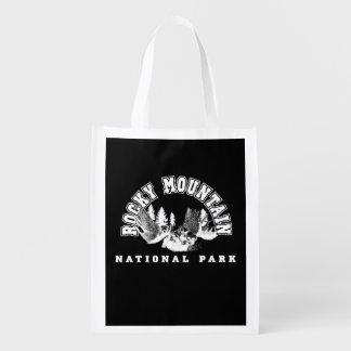 Parque Nacional de las Montañas Rocosas Bolsas Reutilizables