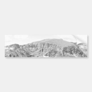 Parque Nacional de las Montañas Rocosas Etiqueta De Parachoque
