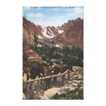 Parque Nacional de las Montañas Rocosas, CO Lona Estirada Galerías