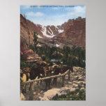 Parque Nacional de las Montañas Rocosas, CO Posters