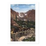 Parque Nacional de las Montañas Rocosas, CO Tarjeta Postal