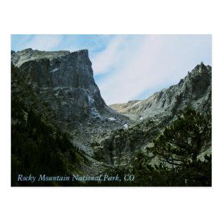 Parque Nacional de las Montañas Rocosas, CO Tarjetas Postales