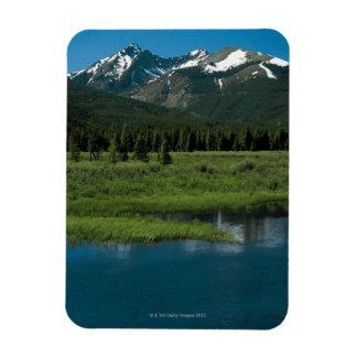 Parque Nacional de las Montañas Rocosas Colorado Imanes Flexibles