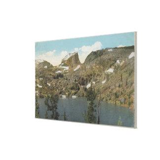 Parque Nacional de las Montañas Rocosas Colorado Lona Estirada Galerias