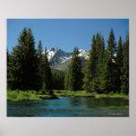 Parque Nacional de las Montañas Rocosas, Colorado Póster