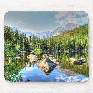 Parque Nacional de las Montañas Rocosas Colorado Tapetes De Ratón