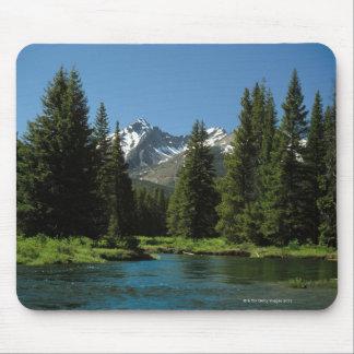 Parque Nacional de las Montañas Rocosas, Colorado  Alfombrillas De Raton