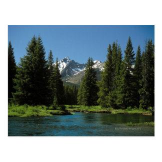 Parque Nacional de las Montañas Rocosas, Colorado Postal
