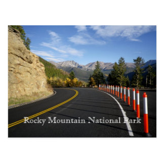 Parque Nacional de las Montañas Rocosas, Colorado, Tarjetas Postales