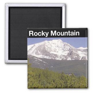 Parque Nacional de las Montañas Rocosas Iman Para Frigorífico
